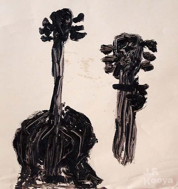 ギターの習作 by J.F.Kooya